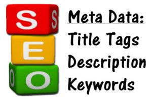 meta title description