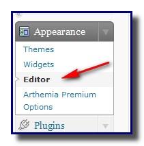 theme editor